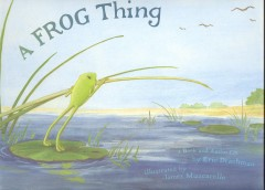 a frog thing