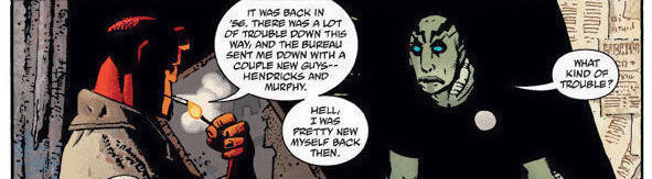 181. Hellboy