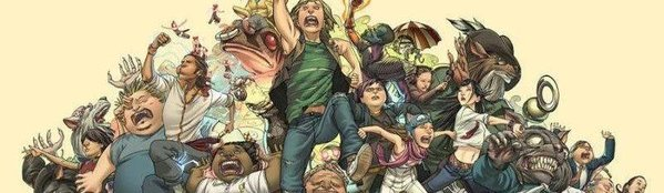 179. Marvel Alternative 3 - Pre Disney